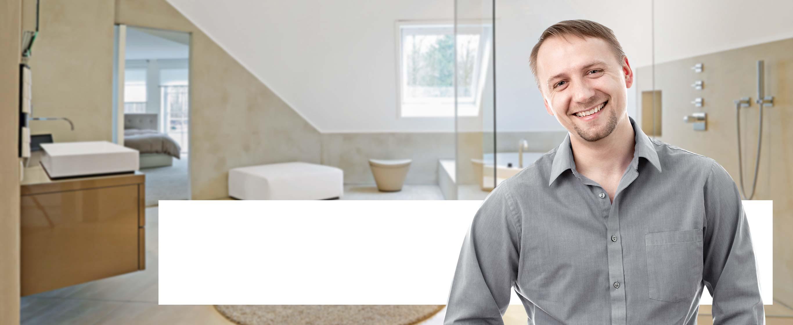 DIE BADGESTALTER-Kampagne: Mein Bad, mein Leben.